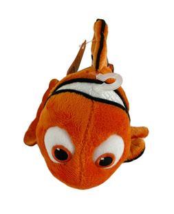 "Disney Store Original 8"" Nemo Small Plush Stuffed Animal Toy"