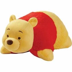 "PILLOW PETS DISNEY WINNIE THE POOH.16"" STUFFED ANIMAL PLUSH."