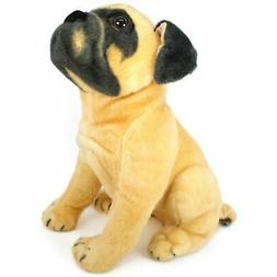 VIAHART 18 Inch Large Dog Stuffed Animal Plush | Puck the Pu