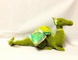 Douglas Cuddle Toy Green Puff the Magic Dragon Winged Mythic