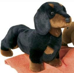 DOUGLAS CUDDLE TOY Stuffed Soft Plush DACHSHUND Puppy Dog 16