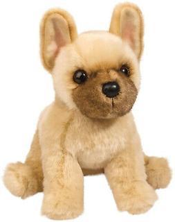 "Douglas Napoleon 11"" French Bulldog Stuffed Animal Toy"