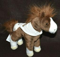"Douglas Warrior Blanket Appaloosa 8"" Stuffed Plush Animal  N"