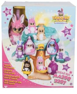 FUR BABIES World Dream Tree Playset, NEW
