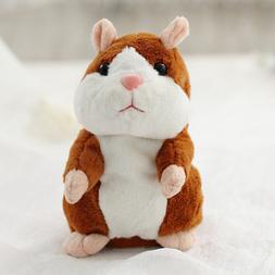 Dropshipping Promotion 15cm Lovely Talking Hamster Speak Tal