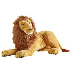 Ikea Dujungelskog Large Lion Soft Toy Stuffed Animal Plush K