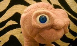 """E.T. the Extra-Terrestrial, Plush Stuffed 10"""": Applause Mode"""