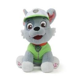Gund E9 PAW Patrol Baby Girl Boy Stuffed Plush Toy Rocky 9in
