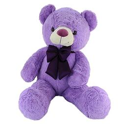 WEWILL Easter Gift Cuddly Giant Teddy Bear Stuffed Animals w