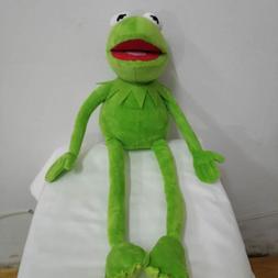 Eden Full Body Sesame Street Kermit The Frog Puppets Stuffed