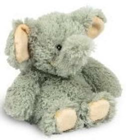 ELEPHANT JUNIOR WARMIES Cozy Plush Heatable Lavender Scented