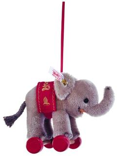 Limited Edition 4-Inch Elephant Ornament from the series Ani