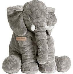 MorisMos Elephant Stuffed Animal Toy Plush Gifts Toy for Kid