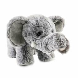 Elephant Stuffed Animal Realistic Small Plush Toy Soft Cuddl