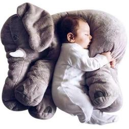 Elephant Stuffed Animals Plush Toy Animals Cushion  Baby Ele