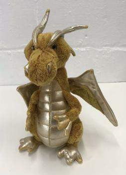 elgar copper dragon push stuffed
