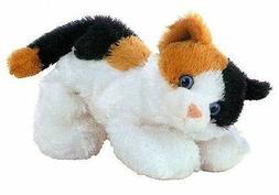 """Esmeralda Calico Cat Mini Flopsie 8"""" by Aurora"""