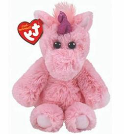 Estelle Unicorn Cuddlys Attic Treasure Ty stuffed animal Plu