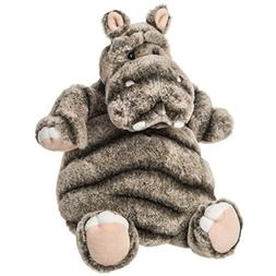 Mary Meyer FabFuzz Soft Toy, Hippo