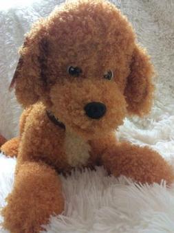 """Fancy Nancy Frenchy Stuffed Plush Toy Large Dog Animal- 20"""","""