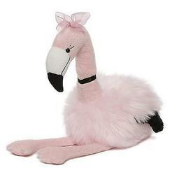 "GUND Fashionable Flamingo Plush Stuffed Animal 19"" , Pink"