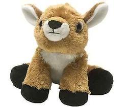 7 Inch Hug Ems Fawn Deer Plush Stuffed Animal by Wild Republ