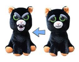 Feisty Pets by William Mark- Katy Cobweb- Adorable 8 Black C