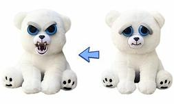 """Feisty Pets by William Mark Karl the Snarl  8.5"""" Plush Stuff"""