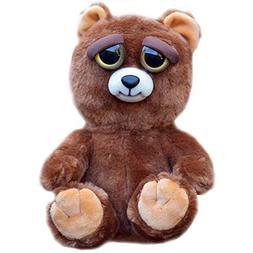 Feisty Pets Sir Growls-A-Lot- Adorable Plush Stuffed Bear th