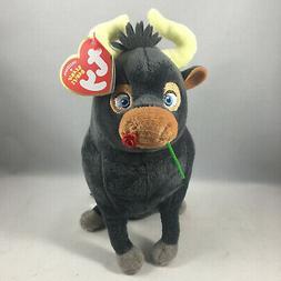 "TY 6"" Ferdinand The Bull Beanie Babies Plush Stuffed Animal"