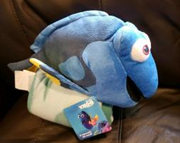Finding Dory Disney Nemo Stuffed Toy Plush & Throw Blanket N