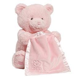 Gund Baby My First Teddy Bear Peek A Boo Animated Baby Stuff