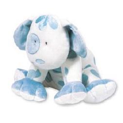 Floppy Pastel Blue Puppy 12 by Kids Preferred