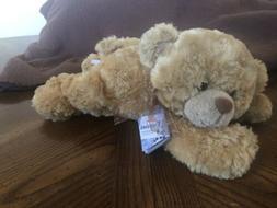 AURORA FLOPSIES COLLECTION GOLDIE BEAR STUFFED PLUSH TOY ANI