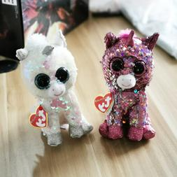 <font><b>Ty</b></font> Flippables Limited Collection Unicorn