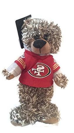 NFL Football San Francisco 49ers 9 Inch Plush Team Teddy Bea