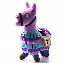 Fornight Troll Stash Llama Plush <font><b>Toy</b></font> <fo