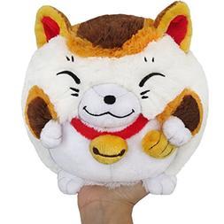 """SQUISHABLE Fortune Cat 7"""" Mini Plush round stuff animal Amaz"""
