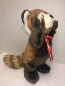 Fox Wild Republic St Louis Zoo Red Panda Plush Stuffed Anima