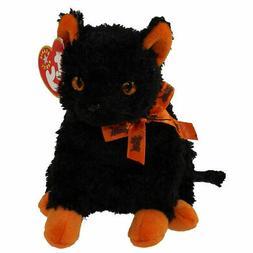 TY Fraidy the Black Cat Original BEANIE BABY 2001 Retired MW