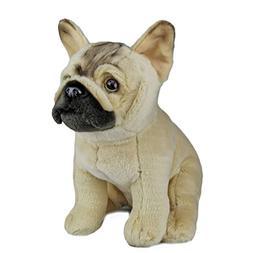 French Bulldog Soft Plush Toy Dog Stuffed Animal 12 in / 30