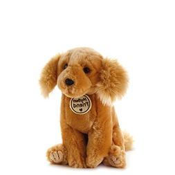 Hallmark My Best Friend Small Golden Retriever Dog Plush Stu