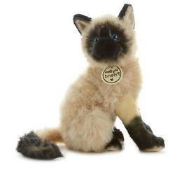 Hallmark My Best Friend Large Siamese Cat Plush Stuffed Anim
