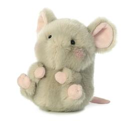 Frisk Mouse Rolly Pet 5 inch - Stuffed Animal by Aurora Plus