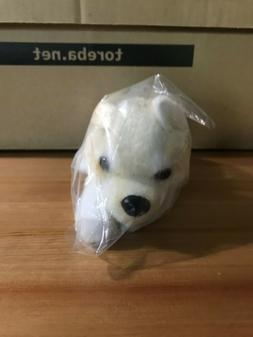 Futeshiba kun by NAT Japanese Dog Stuffed animal white Plush
