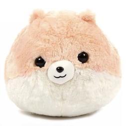 AMUSE Fuwa-Mofu Pometan Pomeranian Dog Plush Japanese Stuffe