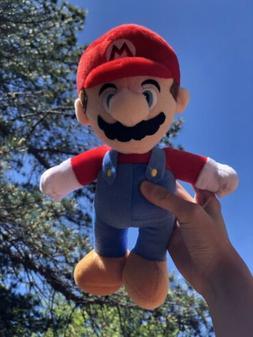 Game Super Mario Bros. Character Plush Toy Mario Plush Doll