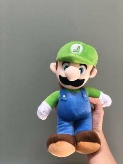 Game Super Mario Bros. Luigi Plush Toy Doll Stuffed Animals