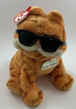 Garfield TY 'Cool Cat' 2004 Plush Toy Stuffed Animal - T