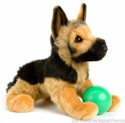 general german shepherd cuddle 14 stuffed plush